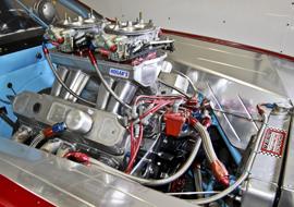 5 HP High Performance and Racing Custom..